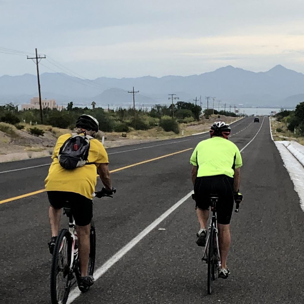 CyclingLaPaz
