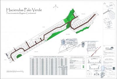HaciendasPaloVerdeLotMap